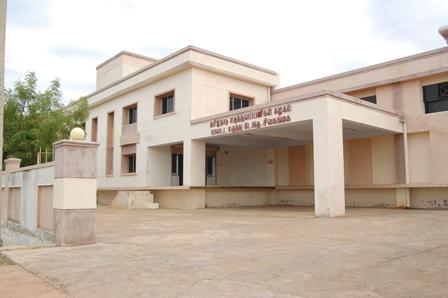 Government offices in Kanchipuram