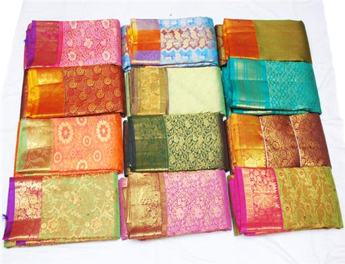 Silk Saree Shops in Kancheepuram