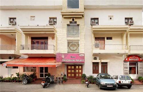Hotel Mandakini Palace Kanpur