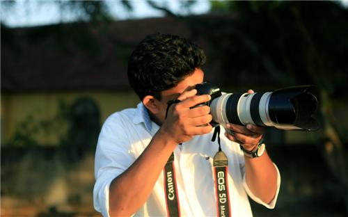 Photography in Karaikkudi