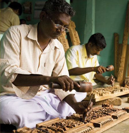 Arts and Crafts Galleries in Karaikkudi