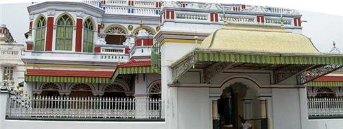 Chetttinad Palace