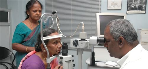 Eye care in karaikkudi