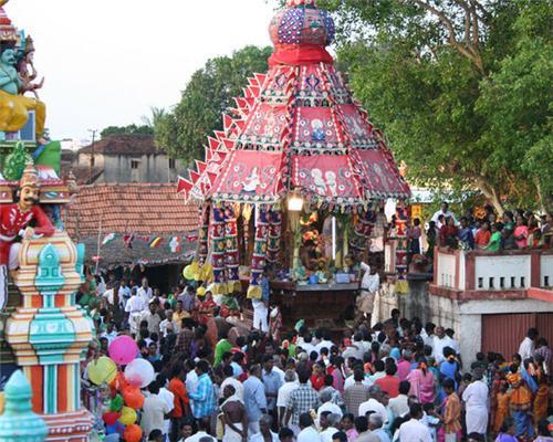 festivals in Karaikkudi