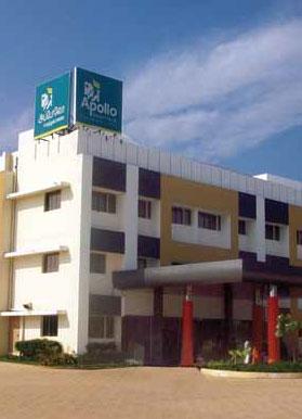 Hospitals in Karaikkudi