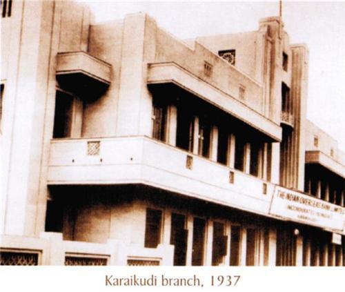 Banking in Karaikudi
