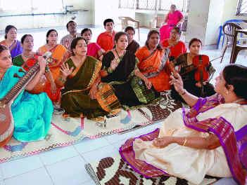 Music in karaikkudi