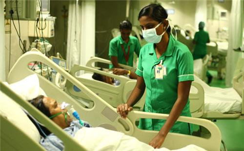 Nursing in karaikkudi