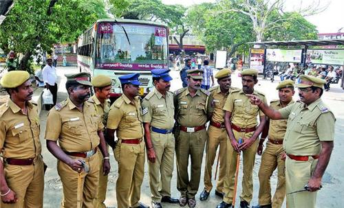 Important Numbers of Karaikkudi Police
