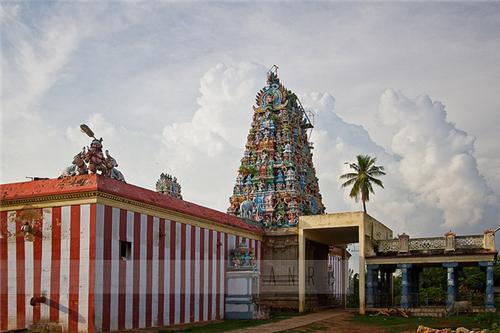 Temples in Karaikkudi