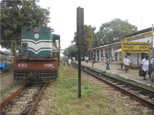 Karaikkudi Railway Junction