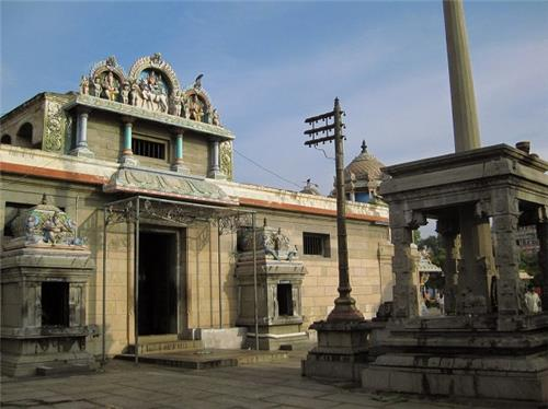 Bahavani Temple in Erode