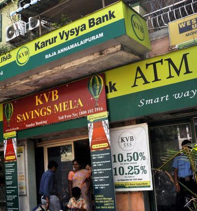 Karur Vysya Banks
