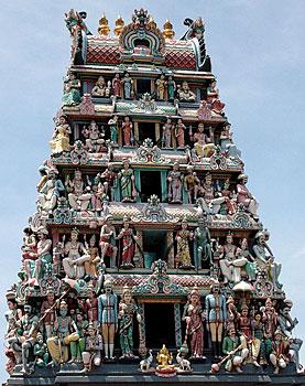 Mariamman Temple in Karur