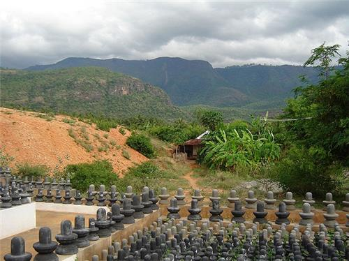 Meghamalai at Theni