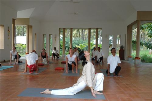 Healthy Lifestyle in Khajuraho