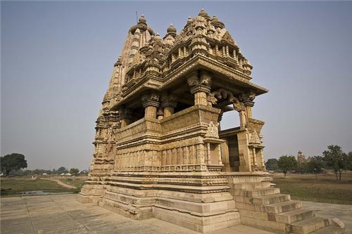 Temples in Khajuraho