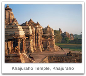Lifestyle in Khajuraho