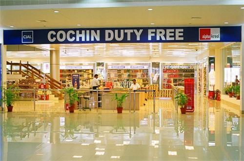 Facilities at Cochin International Airport