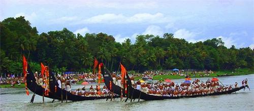 Boat Race in Kochi