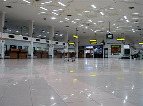Terminals at Cochin International Airport