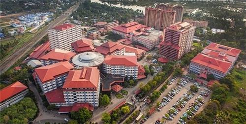 Amrita Institute of Medical Science in Kochi