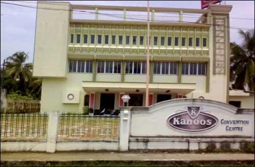 Auditoriums in Kochi, List of Auditorium Halls in Kochi