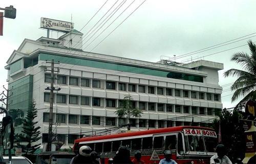 Kochi railway station