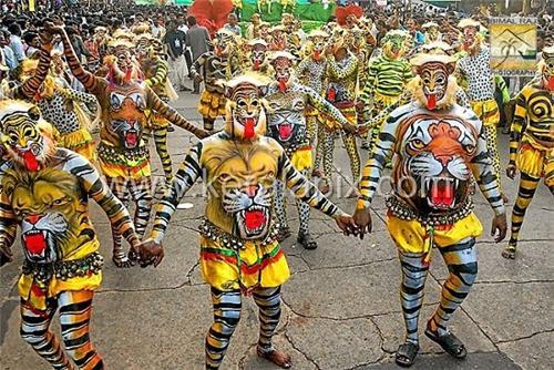 Festivals in KochiOnam in Kochi