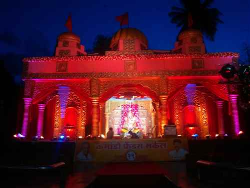 Cultural traditions in Kolhapur