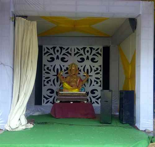 Ganeshotsav in Kolhapur