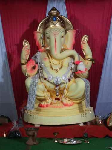 Pictures of Ganeshotsav 2017