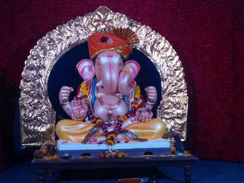 Photos of Ganeshotsav 2017