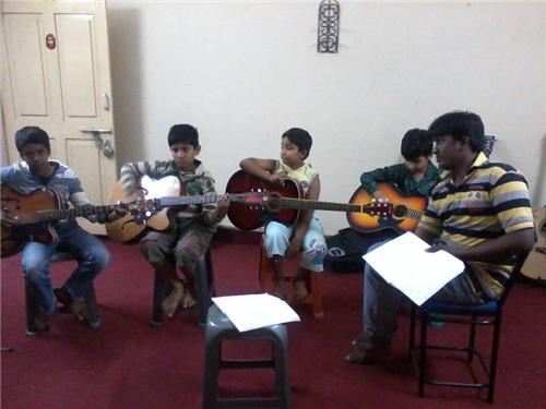 Dance and music classes in Kota