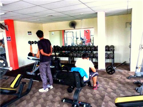 Gyms in Kota