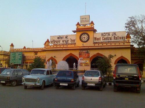 Railways-in Kota