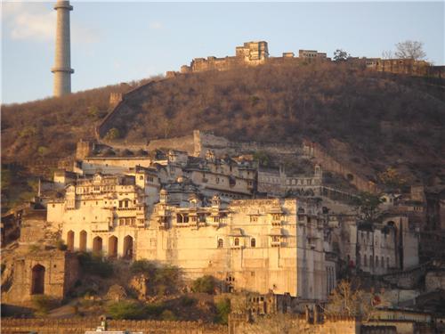 Taragarh Fort in Kota
