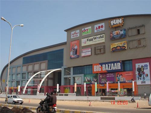 Malls in Kota