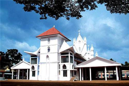 St Marys Church in Kottakam