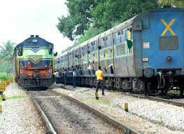 Rail Transport in Kottayam