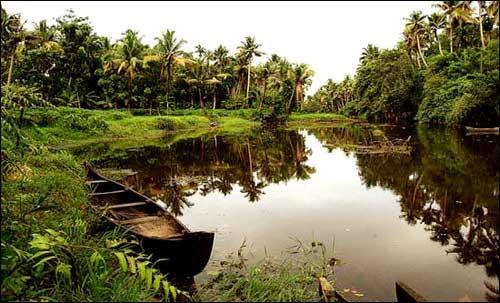 Aluva near Kozhikode