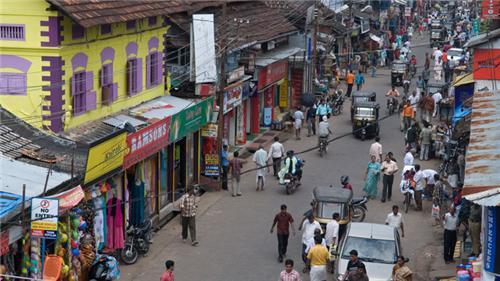 SM Street in Kozhikode Shopping