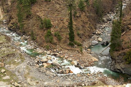 River Parvati and River Tosh