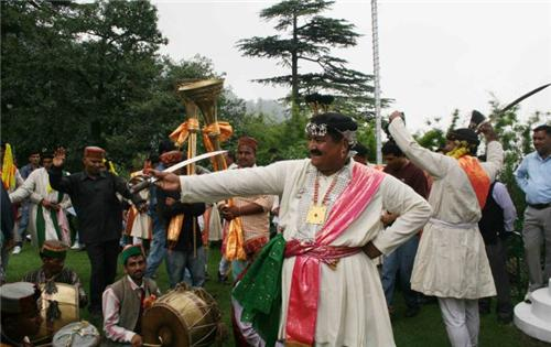Festivals in Sultanpur Palace