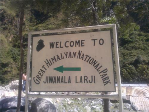 Find the Way to The Great Himalayan National Park in Kullu