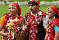 Sainj Fair in Kullu