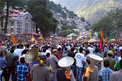 Festivals in Kullu