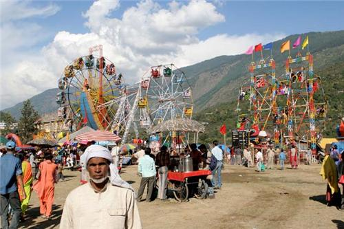 International Dussehra Festival in Kullu