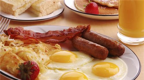 Early Breakfast Kullu