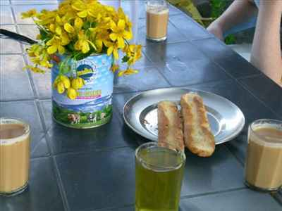 Roadside Tea in Kullu